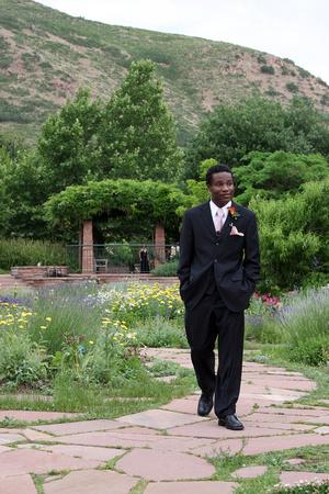 Professional wedding expert - Bryan Jochumson